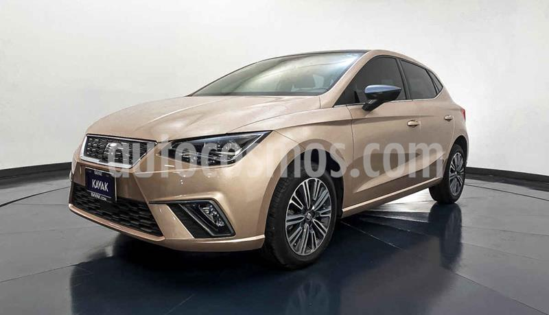 SEAT Ibiza Xcellence 1.6L Tiptronic Paq. de Seguridad usado (2019) color Dorado precio $262,999