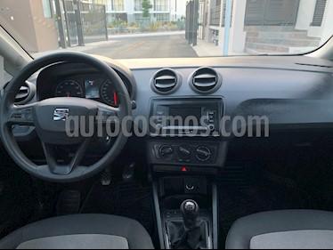 SEAT Ibiza Reference 1.6L 5P usado (2017) color Blanco precio $165,000