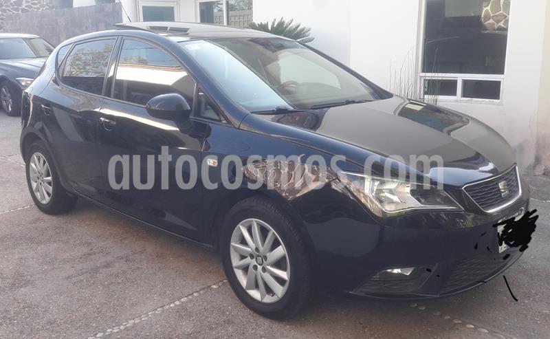 SEAT Ibiza Style 1.2L Turbo 5P usado (2015) color Negro precio $130,000