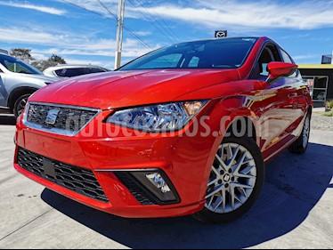 SEAT Ibiza Style 1.6L 5P usado (2019) color Rojo Chili precio $250,000