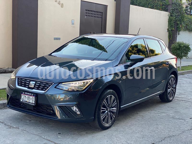 SEAT Ibiza Xcellence 1.6L usado (2019) color Gris Pirineos precio $249,000