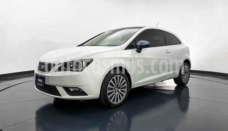 SEAT Ibiza Style 1.6L usado (2016) color Blanco precio $199,999