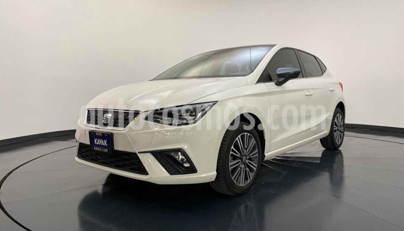 SEAT Ibiza Xcellence 1.6L usado (2018) color Blanco precio $252,999