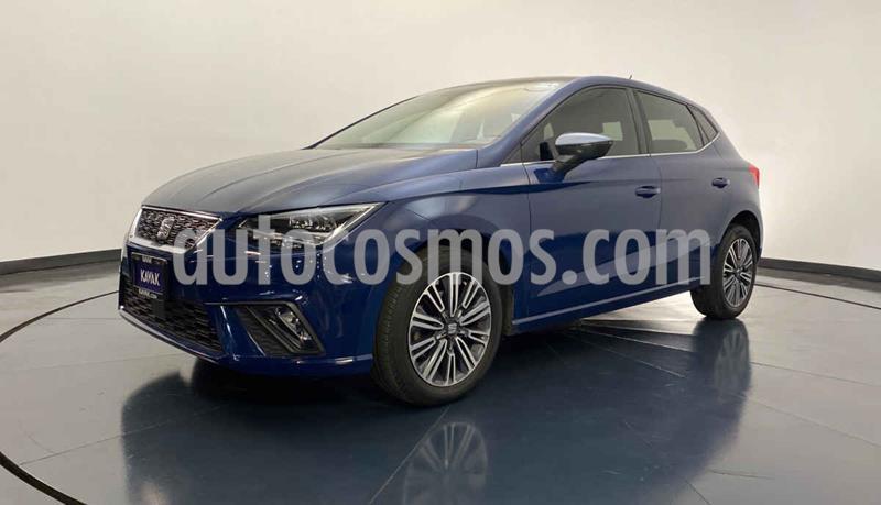 SEAT Ibiza Xcellence 1.6L Tiptronic Paq. de Seguridad usado (2019) color Azul precio $254,999