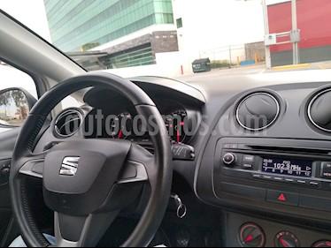 Foto SEAT Ibiza Style 2.0L 5P usado (2015) color Blanco precio $144,000
