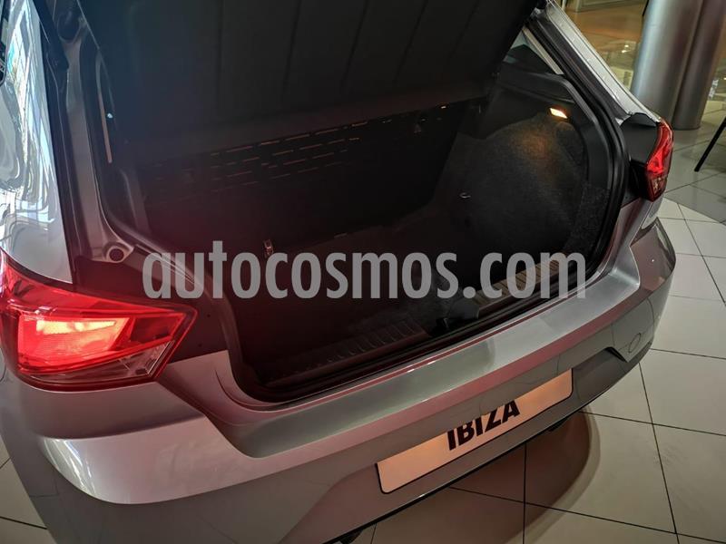 SEAT Ibiza Reference 1.6L nuevo color Plata Urbano precio $276,100