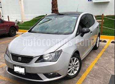 SEAT Ibiza Blitz 2.0L 5P usado (2015) color Plata precio $130,000