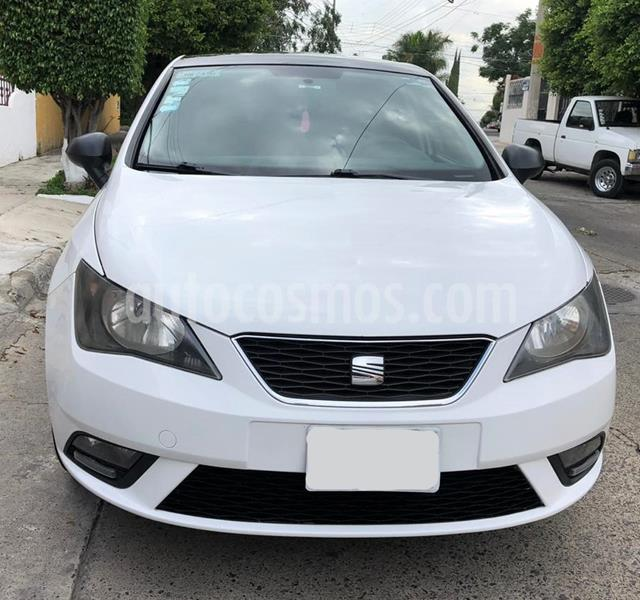 SEAT Ibiza Reference 2.0L 5P  usado (2013) color Blanco precio $115,000
