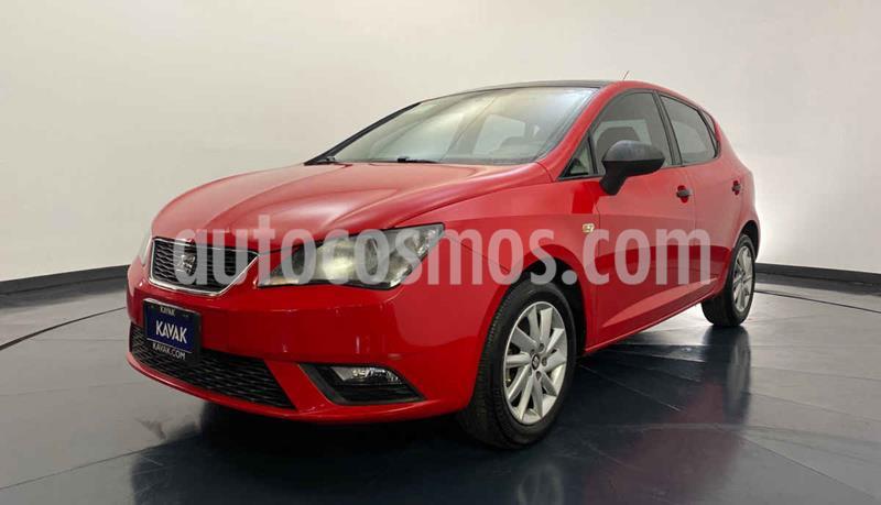 SEAT Ibiza Style 1.6L 5P usado (2016) color Rojo precio $164,999