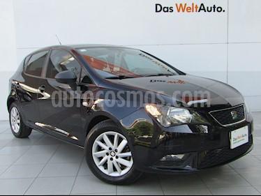 SEAT Ibiza Blitz 1.6L 5P usado (2016) color Negro Universal precio $165,000