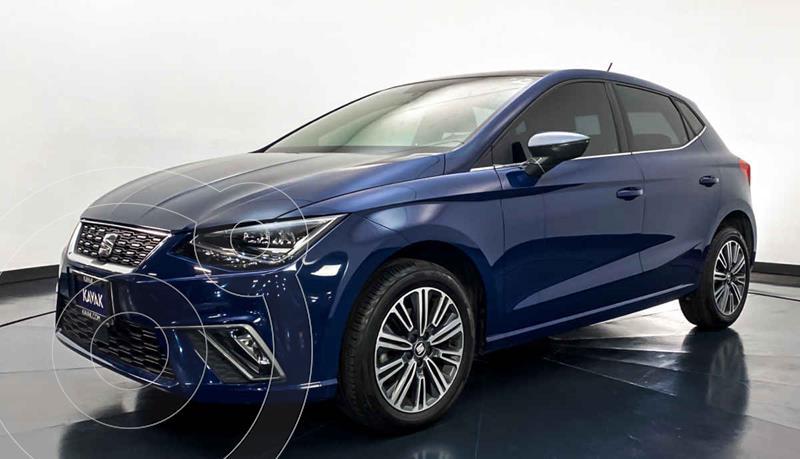 SEAT Ibiza Xcellence 1.6L Tiptronic Paq. de Seguridad usado (2019) color Azul precio $264,999