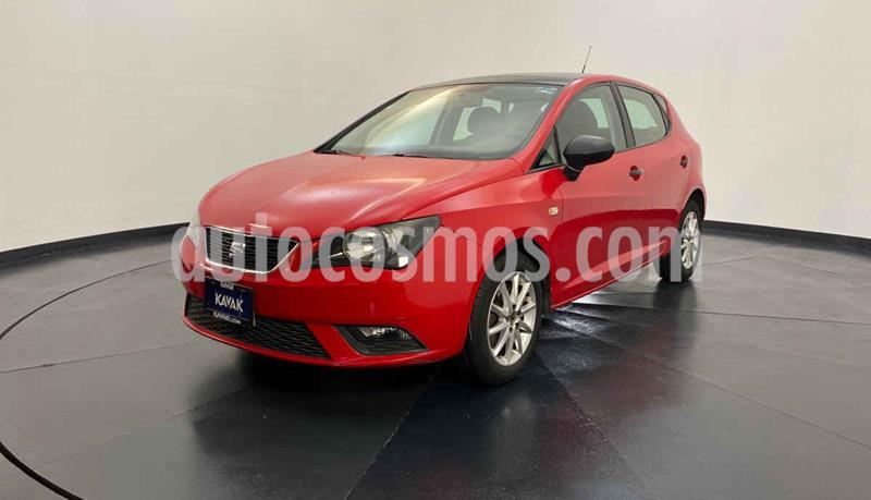 SEAT Ibiza Blitz 3P  usado (2013) color Rojo precio $129,999