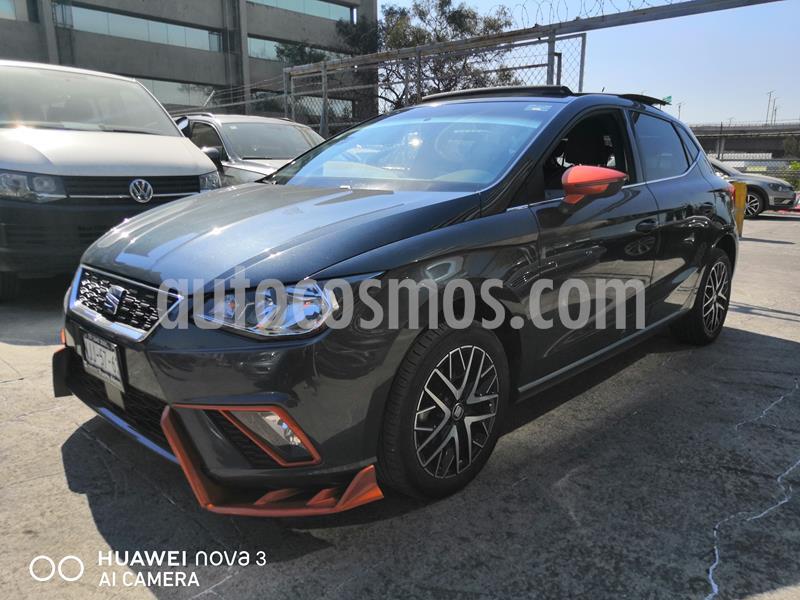 SEAT Ibiza Beats 1.6L usado (2019) color Gris precio $290,000