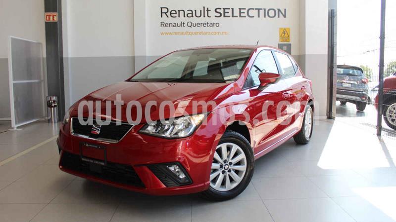 SEAT Ibiza Style Urban 1.6L Tiptronic usado (2018) color Rojo precio $205,000