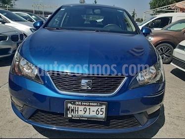 SEAT Ibiza Blitz 1.6L 5P usado (2016) color Azul precio $165,000