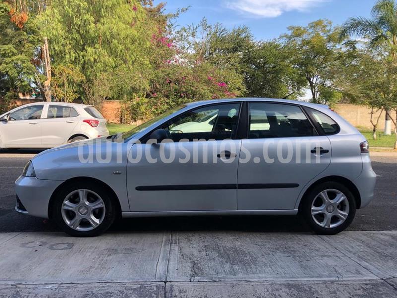 SEAT Ibiza Reference 1.6L Tiptronic 5P  usado (2009) color Plata precio $80,000