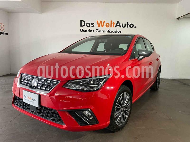 SEAT Ibiza Xcellence 1.6L Tiptronic usado (2020) color Rojo precio $289,000