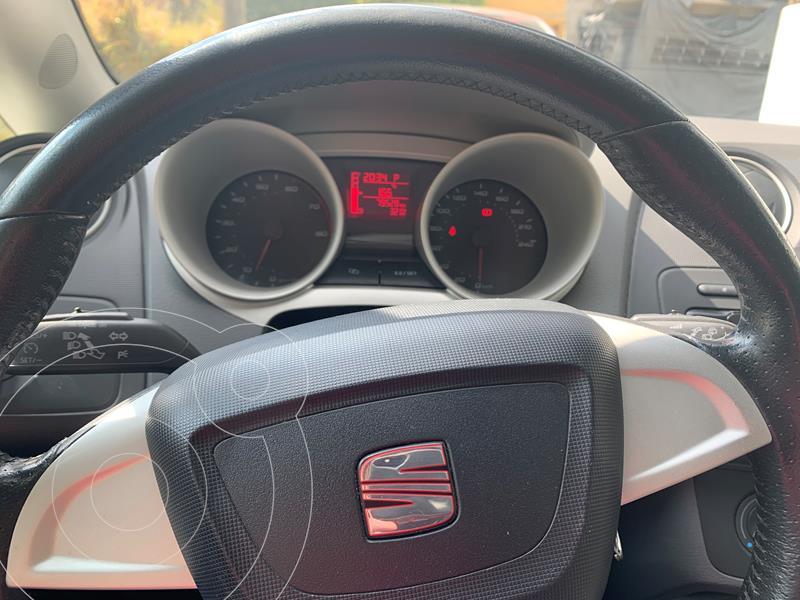 SEAT Ibiza Stylance 2.0L 5P  usado (2011) color Blanco Candy precio $99,000