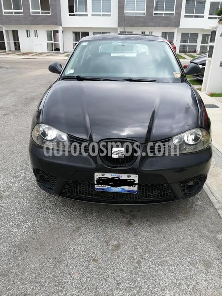 SEAT Ibiza Blitz 3P  usado (2007) color Negro precio $65,000
