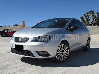 SEAT Ibiza Style 1.6L usado (2017) color Plata Urbano precio $218,000
