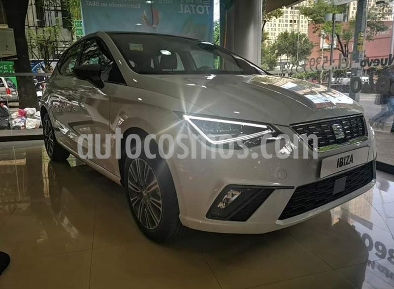 SEAT Ibiza Xcellence 1.6L Tiptronic nuevo color Blanco Nevada precio $350,600