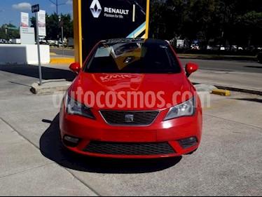 Foto SEAT Ibiza 5p Style L4/1.2/T Man usado (2015) color Rojo precio $160,000