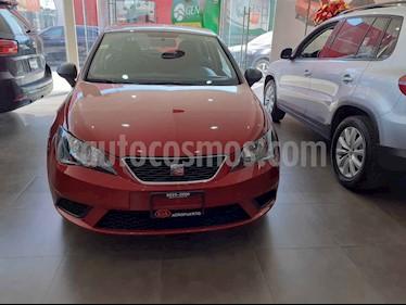 SEAT Ibiza Reference 1.6L 5P  usado (2014) color Vino Tinto precio $129,000