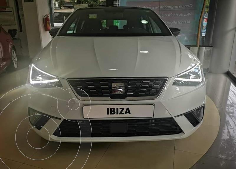 Foto OfertaSEAT Ibiza 1.6L Xcellence Tiptronic nuevo color Blanco precio $321,000