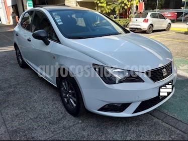 Foto SEAT Ibiza Reference DSG 1.6L 5P usado (2015) color Blanco precio $174,000