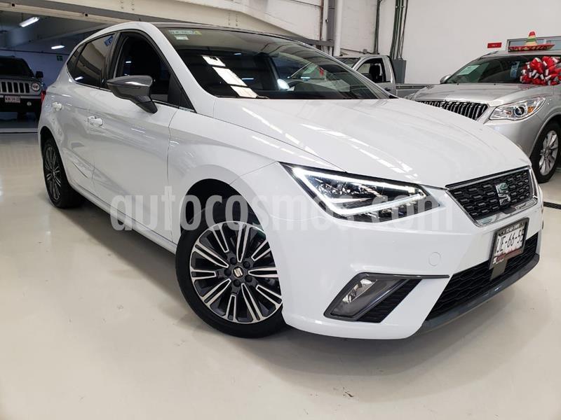 SEAT Ibiza Xcellence 1.6L usado (2019) color Blanco precio $264,100
