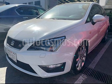 SEAT Ibiza FR 3P  usado (2017) color Blanco precio $205,000