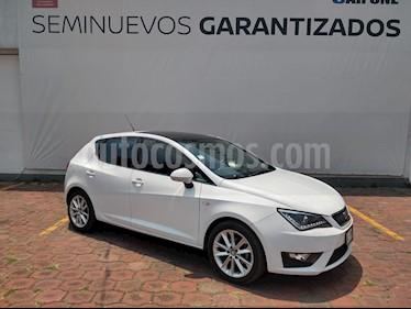 SEAT Ibiza FR 1.0L TSI usado (2015) color Blanco Candy precio $184,900