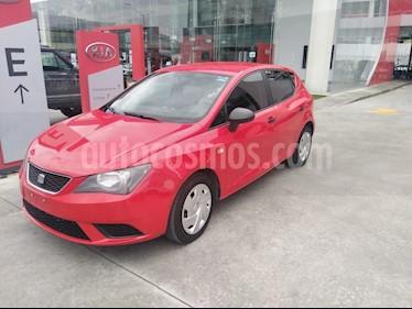 foto SEAT Ibiza 2.0L Reference 5P  usado (2014) color Rojo precio $114,900