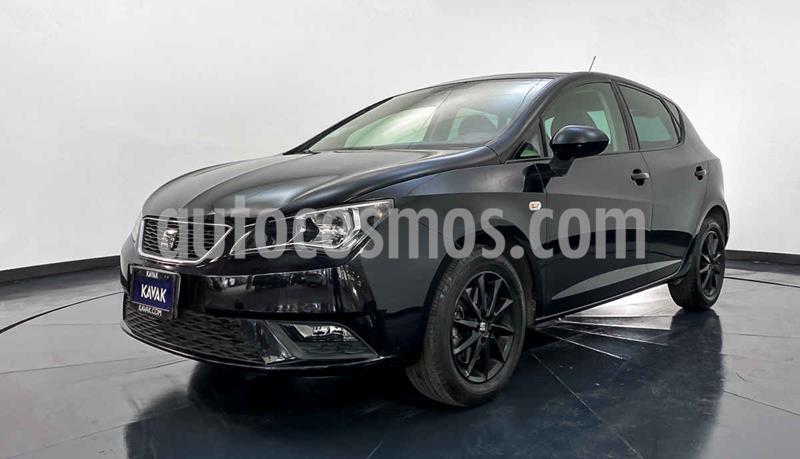 SEAT Ibiza Style 1.6L Tiptronic 5P usado (2016) color Negro precio $197,999