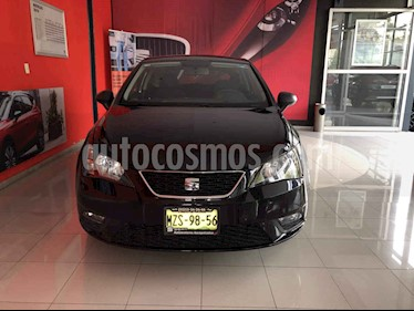 Foto venta Auto usado SEAT Ibiza Reference 1.6L 3P  (2017) color Negro precio $177,500