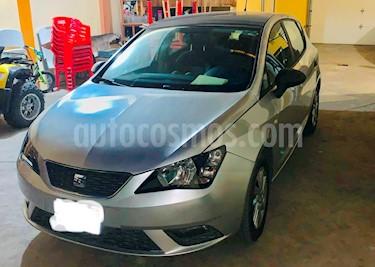 Foto venta Auto usado SEAT Ibiza Reference 1.6L 5P (2016) color Plata precio $175,000