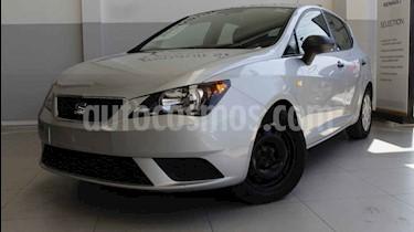 Foto SEAT Ibiza Reference 1.6L 5P  usado (2015) color Plata precio $145,000