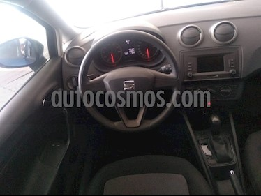 Foto venta Auto usado SEAT Ibiza Reference 1.6L 5P (2017) color Azul Apolo precio $175,000