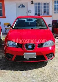 Foto venta Auto usado SEAT Ibiza Reference 1.6L 5P  (2008) color Rojo precio $79,000