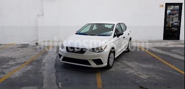 Foto SEAT Ibiza Reference 1.6L 5P usado (2018) color Blanco precio $238,900