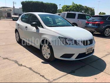 Foto venta Auto usado SEAT Ibiza Reference 1.6L 5P (2017) color Blanco precio $159,000