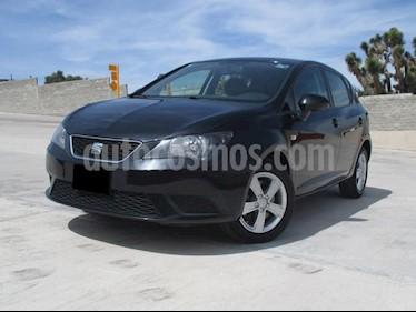 Foto venta Auto usado SEAT Ibiza Reference 1.6L 5P (2015) color Negro Medianoche precio $160,000