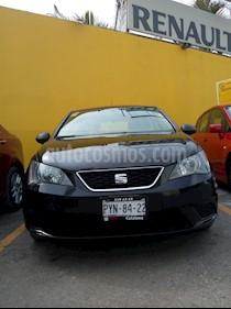 Foto venta Auto Seminuevo SEAT Ibiza Reference 1.6L 5P (2015) color Negro Universal precio $135,000