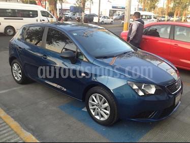 Foto venta Auto usado SEAT Ibiza Reference 1.6L 5P (2016) color Azul Apolo precio $180,000