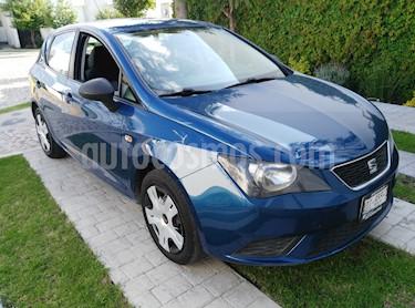 Foto venta Auto usado SEAT Ibiza Reference 1.6L 5P (2015) color Azul precio $119,500