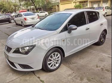 Foto venta Auto usado SEAT Ibiza Reference 1.6L Tiptronic 5P (2014) color Blanco Nieve precio $140,000