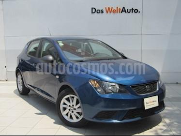 Foto venta Auto usado SEAT Ibiza Reference 1.6L Tiptronic (2016) color Azul precio $159,000
