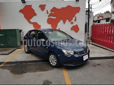 SEAT Ibiza Reference 1.6L Tiptronic usado (2016) color Azul precio $168,000
