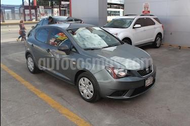 Foto venta Auto Seminuevo SEAT Ibiza Reference 2.0L 5P  (2015) color Gris precio $149,000