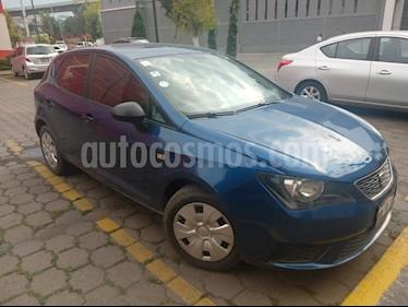 Foto SEAT Ibiza Reference 2.0L 5P usado (2015) color Azul Apolo precio $145,000
